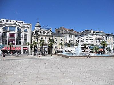 Place Clemenceau Pau